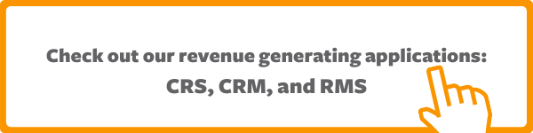 Check out our revenue generating applications CRS, CRM, and RMS (4)