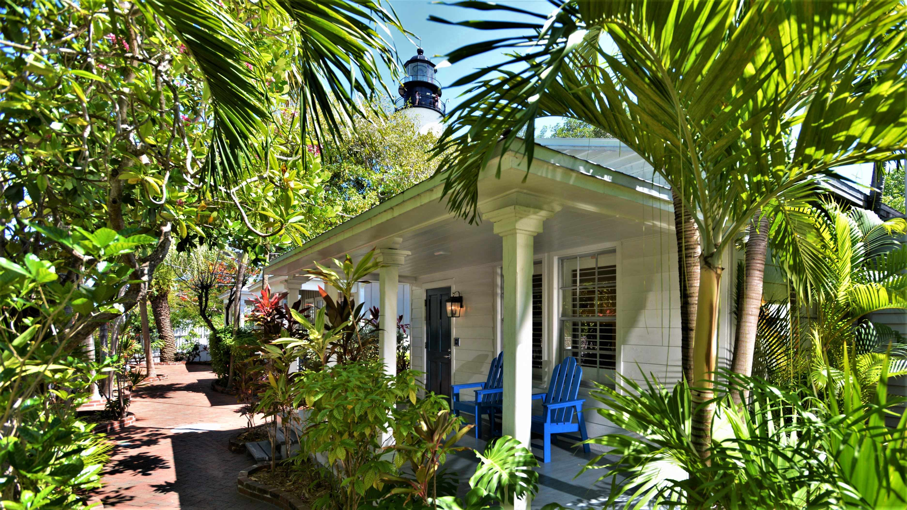 Historic Key West Inns - Key West - Lighthouse Court Hotel - Cottages